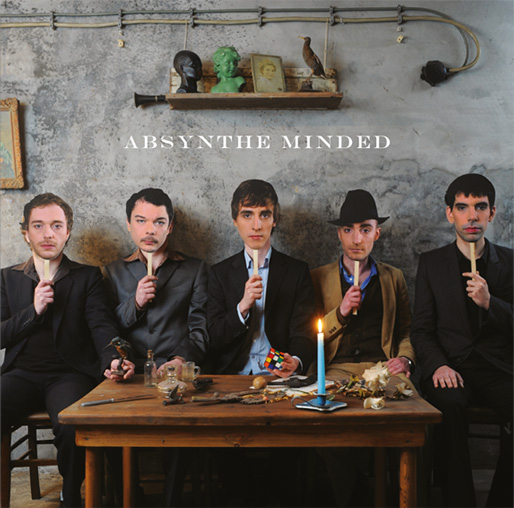Absynthe Minded - Absynthe Minded (2009)
