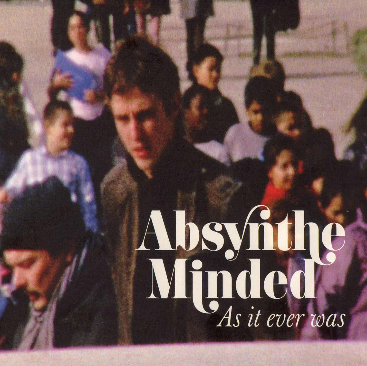 Absynthe Minded - As It Ever Was (2012)