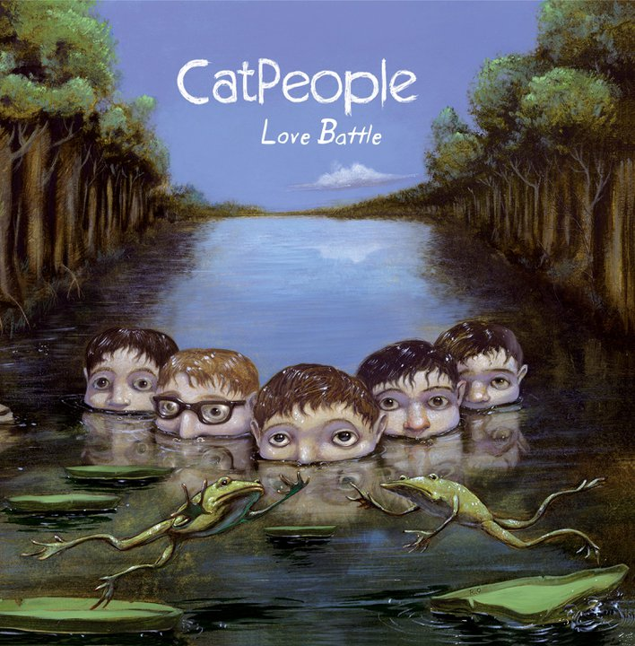 CatPeople - Love Battle (2011)