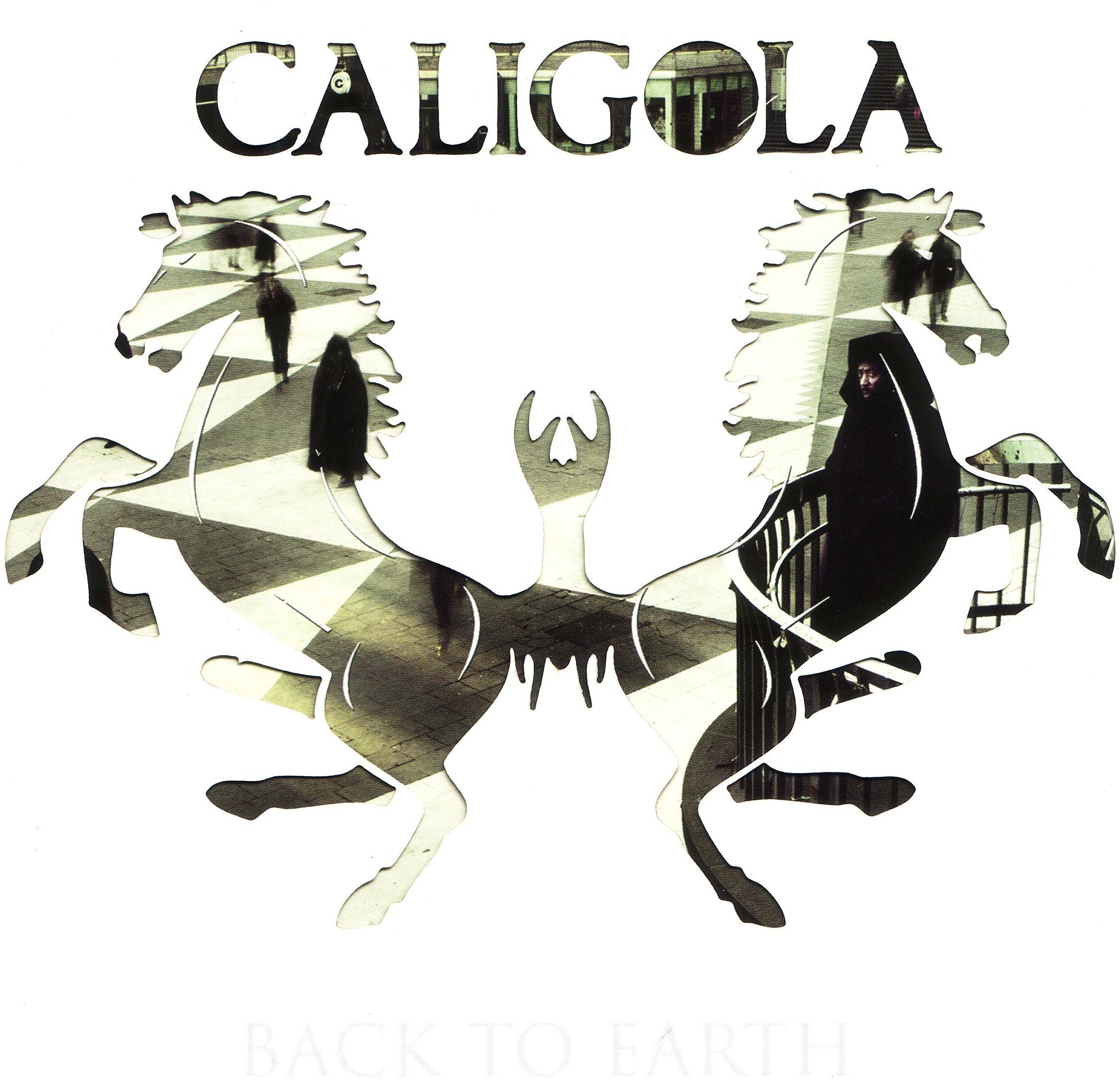 Caligola - Back to Earth (2012)