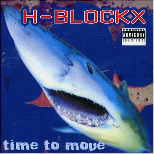 H-Blockx - Time To Move  (1994)