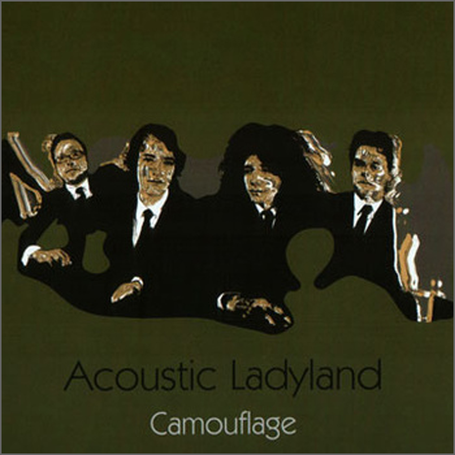 Acoustic Ladyland - Camouflage (2004)