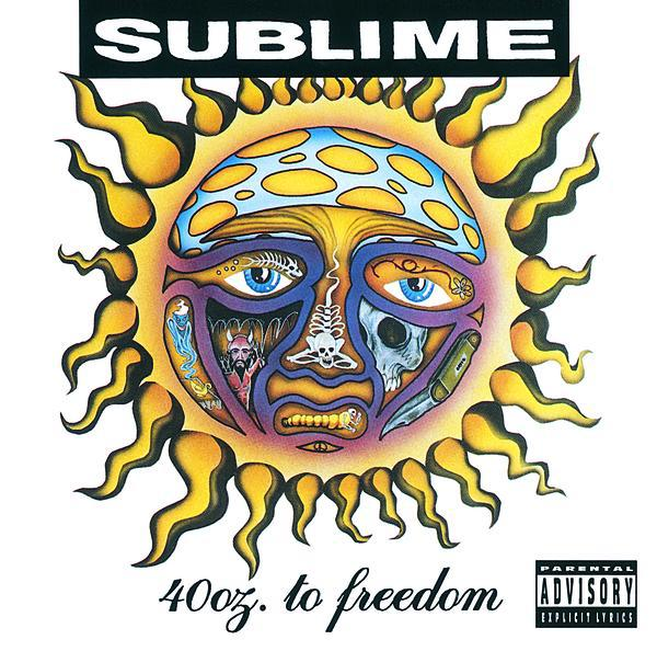 Sublime - 40oz. to Freedom (1992)