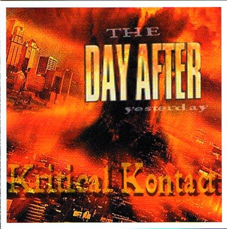 Kritical Kontact - The Day After Yesterday (2007)