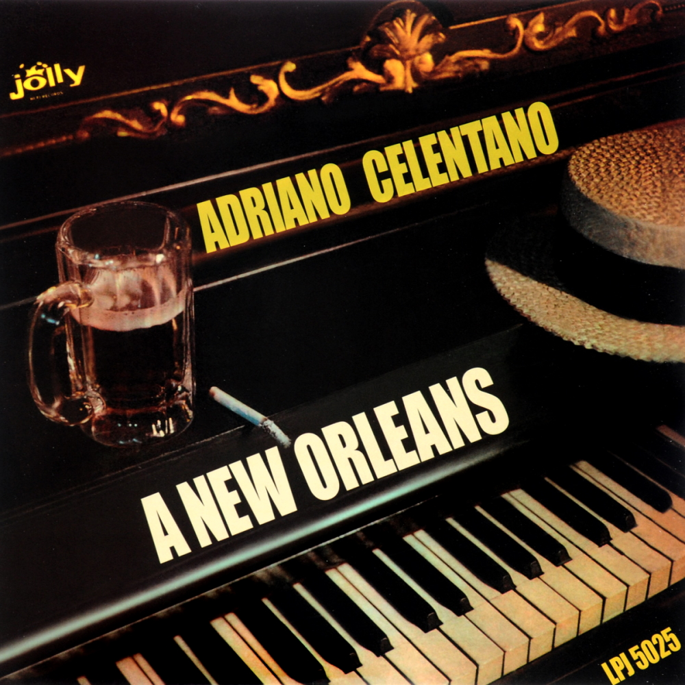 Adriano Celentano - A New Orleans (1963)