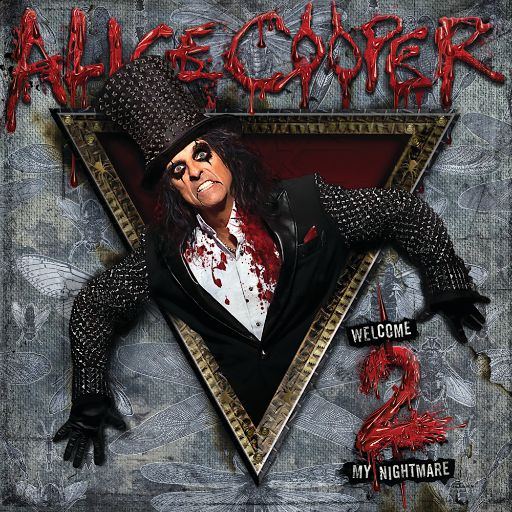 Alice Cooper - Welcome 2 My Nightmare (2011)