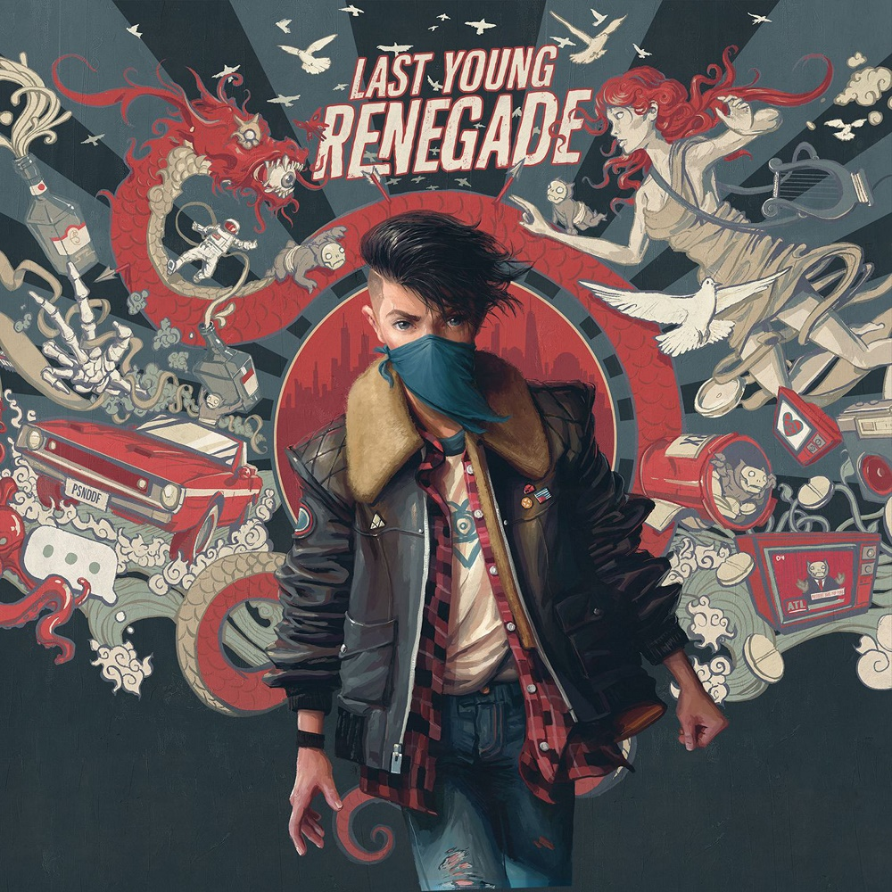 All Time Low - Last Young Renegade (2017)