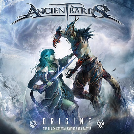 Ancient Bards - Origine - The Black Crystal Sword Saga Part 2 (2019)