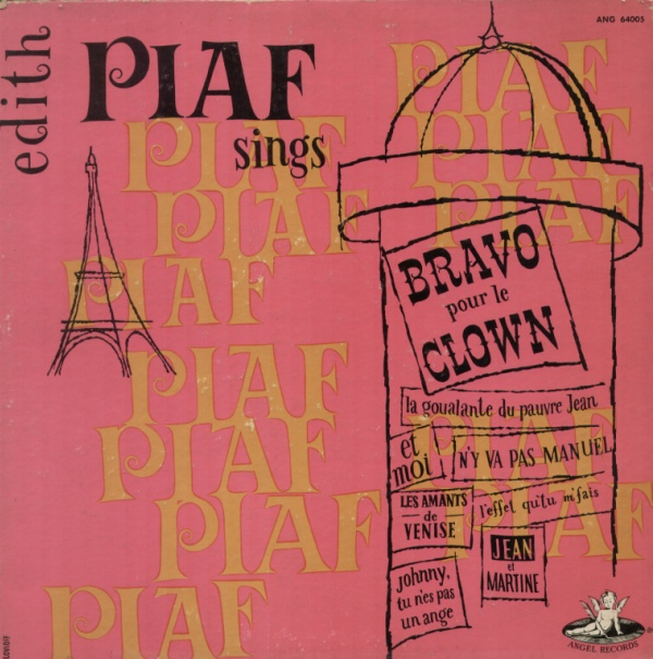 Complete your edith piaf collection