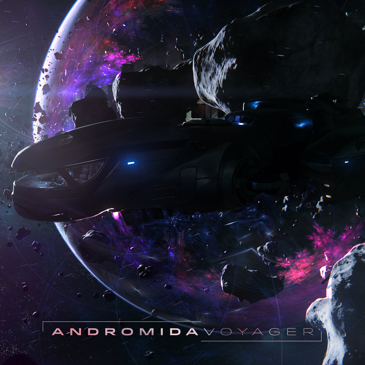 Andromida - Voyager (2018)