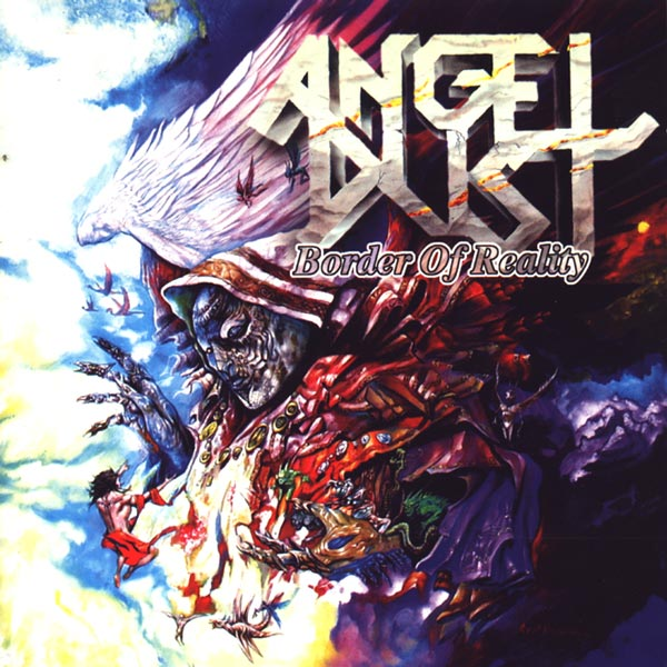 Angel Dust - Border Of Reality (1998)