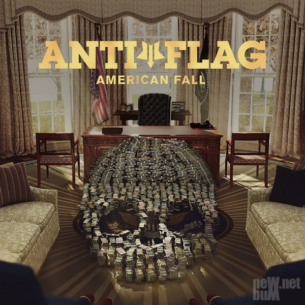 Anti-Flag - American Fall (2017)