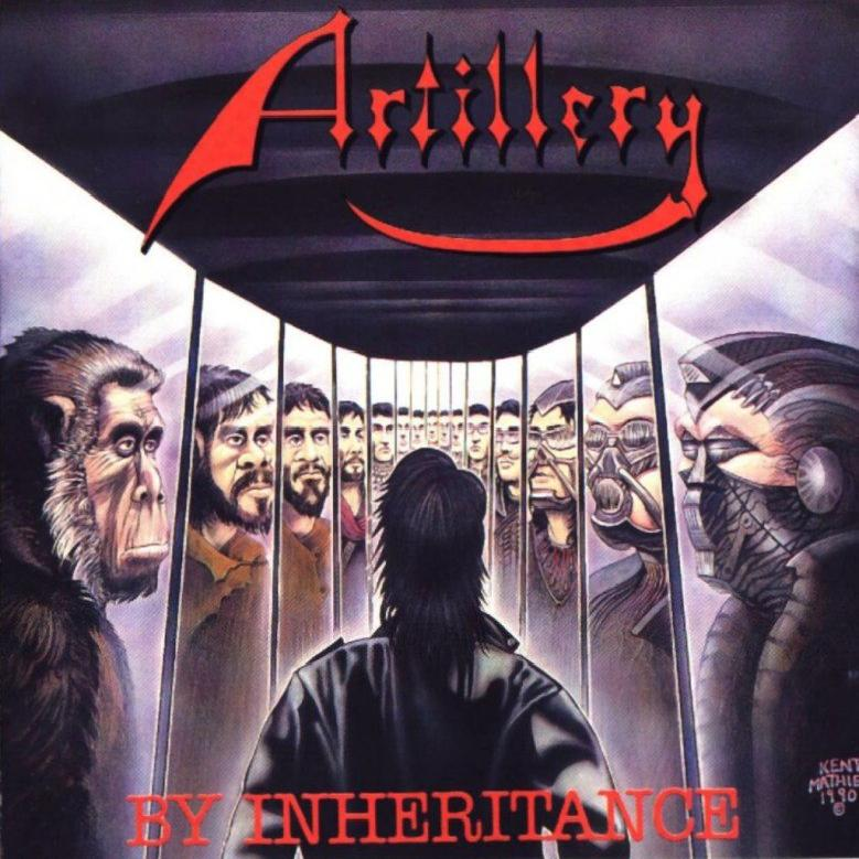 Artillery - By Inheritance (1990)