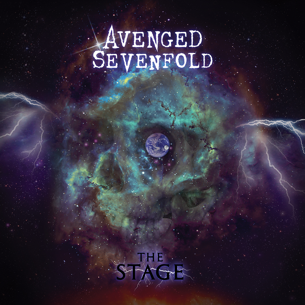 Avenged Sevenfold - The Stage (2016)