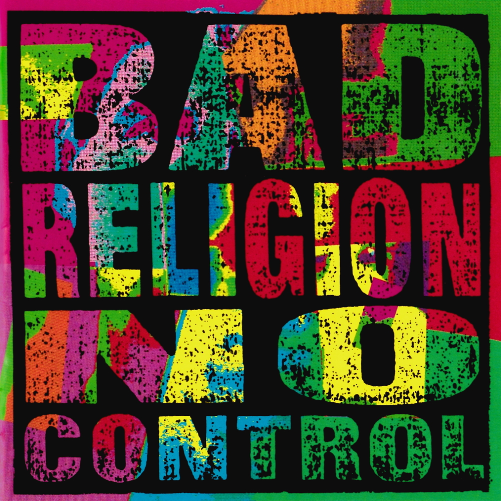 Bad Religion - No Control (1989)