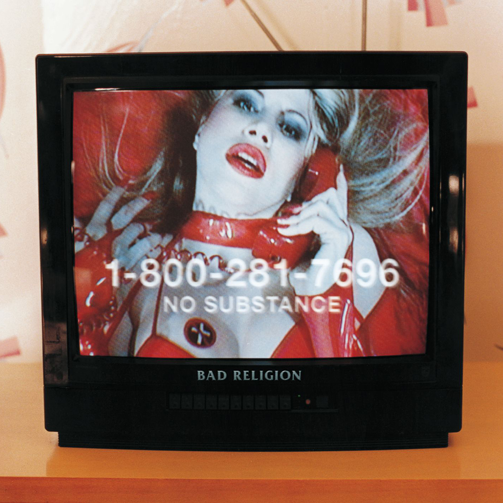 Bad Religion - No Substance (1997)