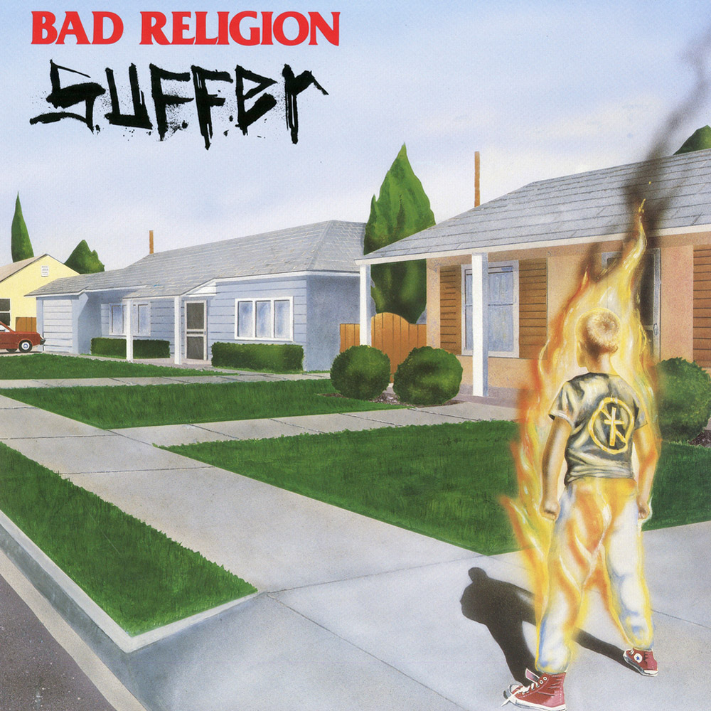 Bad Religion - Suffer (1988)