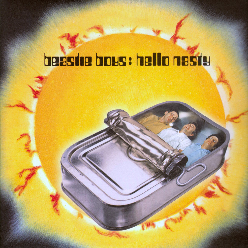 Beastie Boys - Hello Nasty (1998)