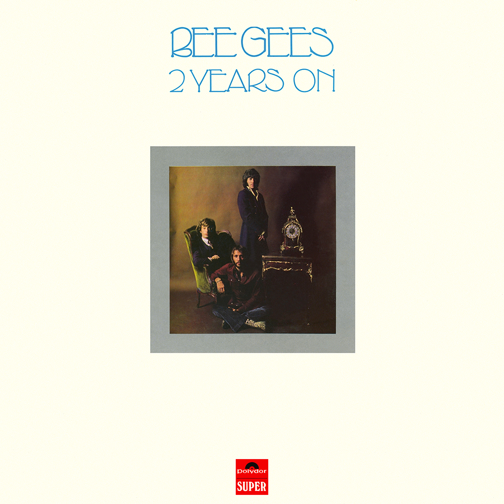 Bee Gees - 2 Years On (1970)