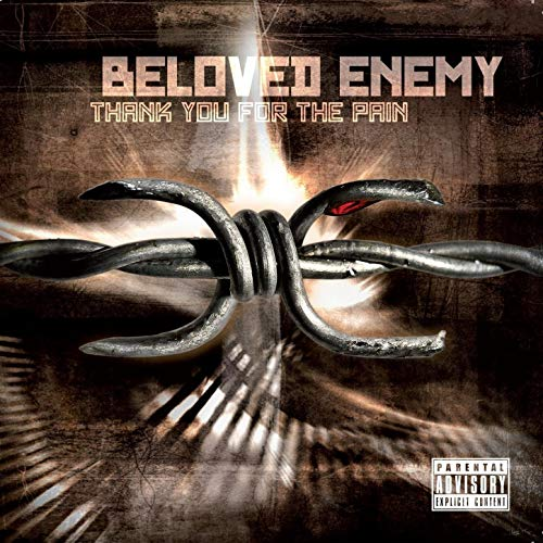 Beloved Enemy - Thank You For The Pain (2011)