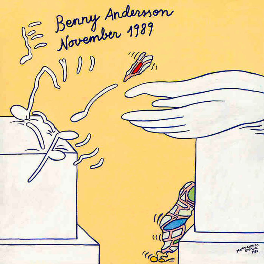 Benny Andersson - November 1989 (1989)