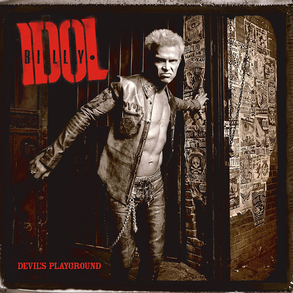 Billy Idol - Devil's Playground (2004)