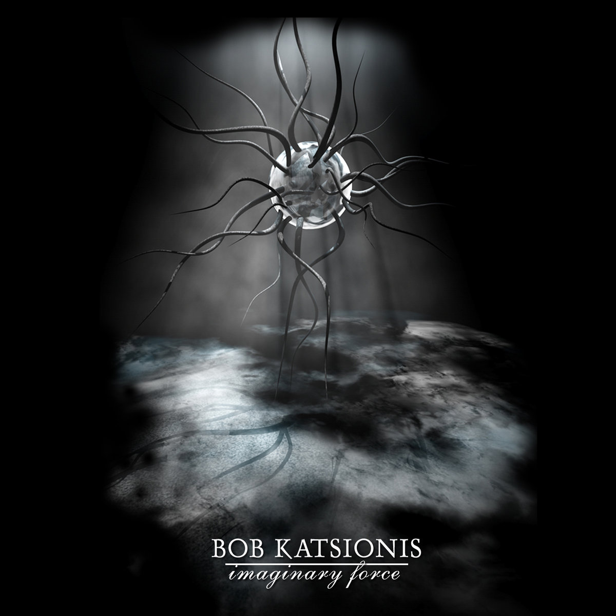 Bob Katsionis - Imaginary Force (2004)