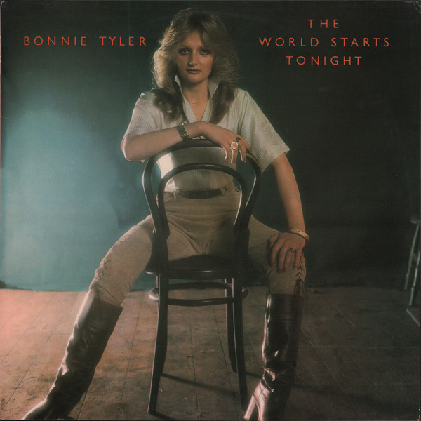 Bonnie Tyler - The World Starts Tonight (1977)