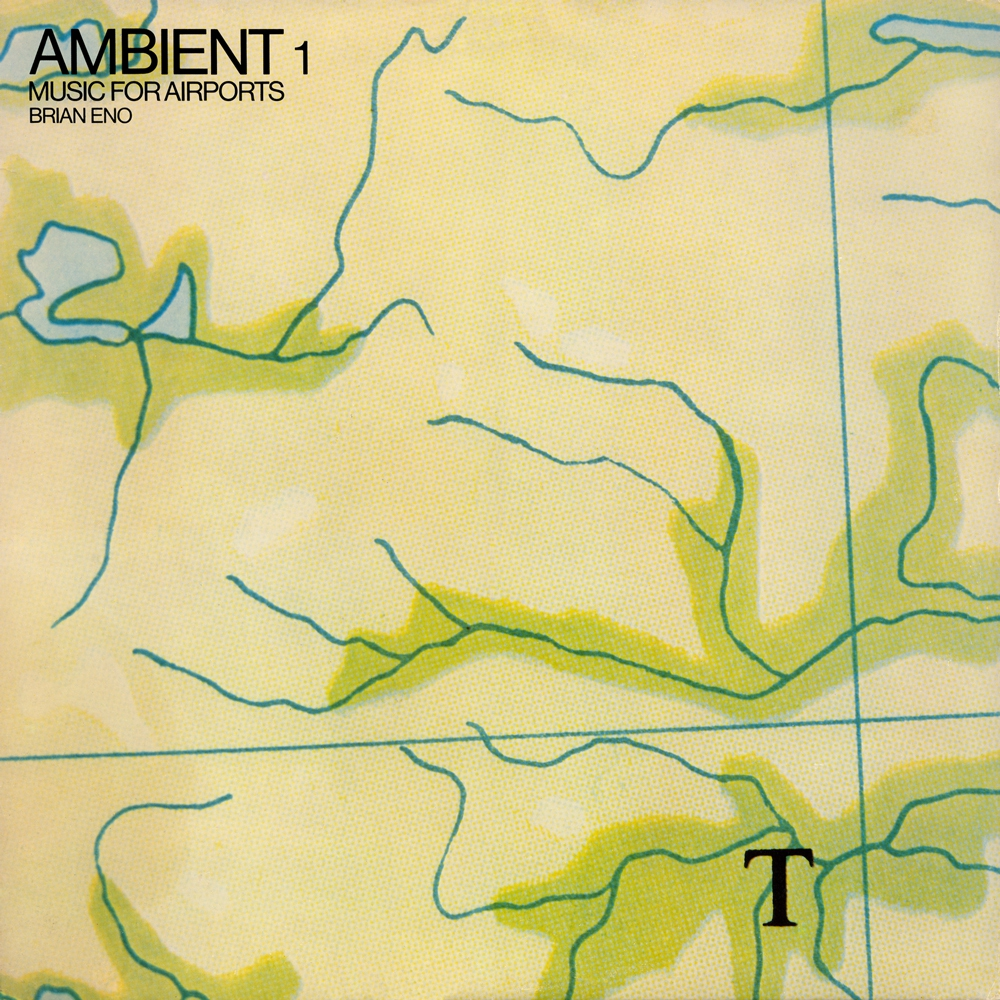 Brian Eno - Ambient 1: Music For Airports (1978)
