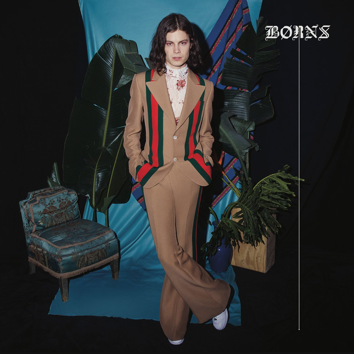 BØRNS - Blue Madonna (2018)