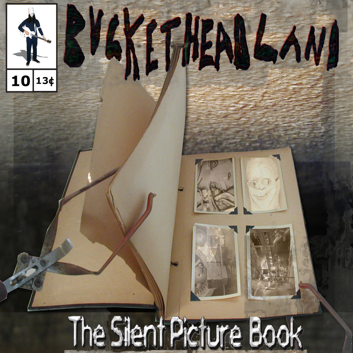 Buckethead - Pike 10: The Silent Picture Book (2012)