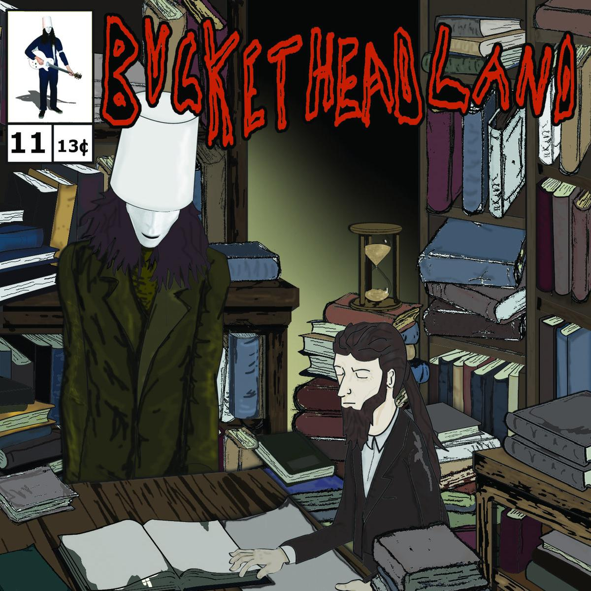 Buckethead - Pike 11: Forgotten Library (2013)