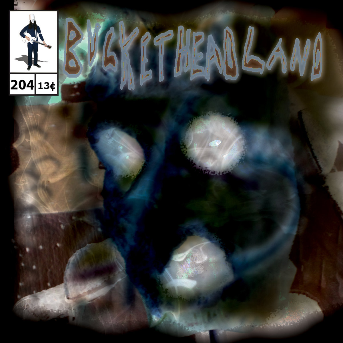 Buckethead - Pike 204: 3 Days Til Halloween: Crow Hedge (2015)
