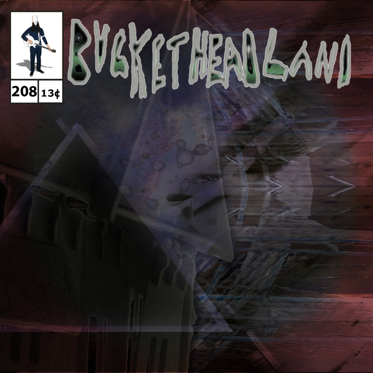 Buckethead - Pike 208: The Wishing Brook (2015)