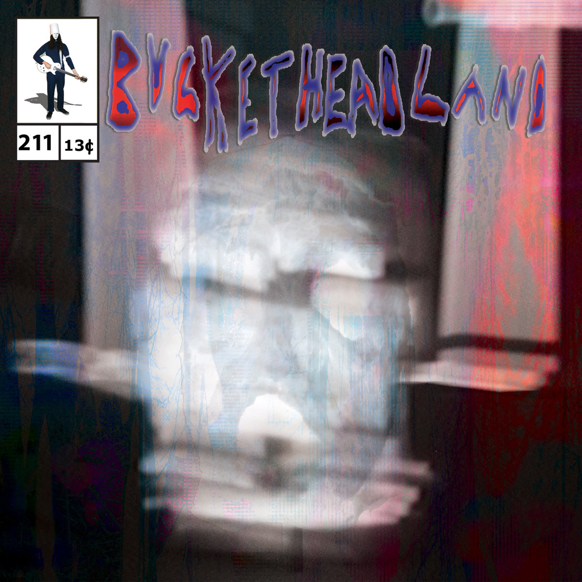 Buckethead - Pike 211: Screen Door (2015)