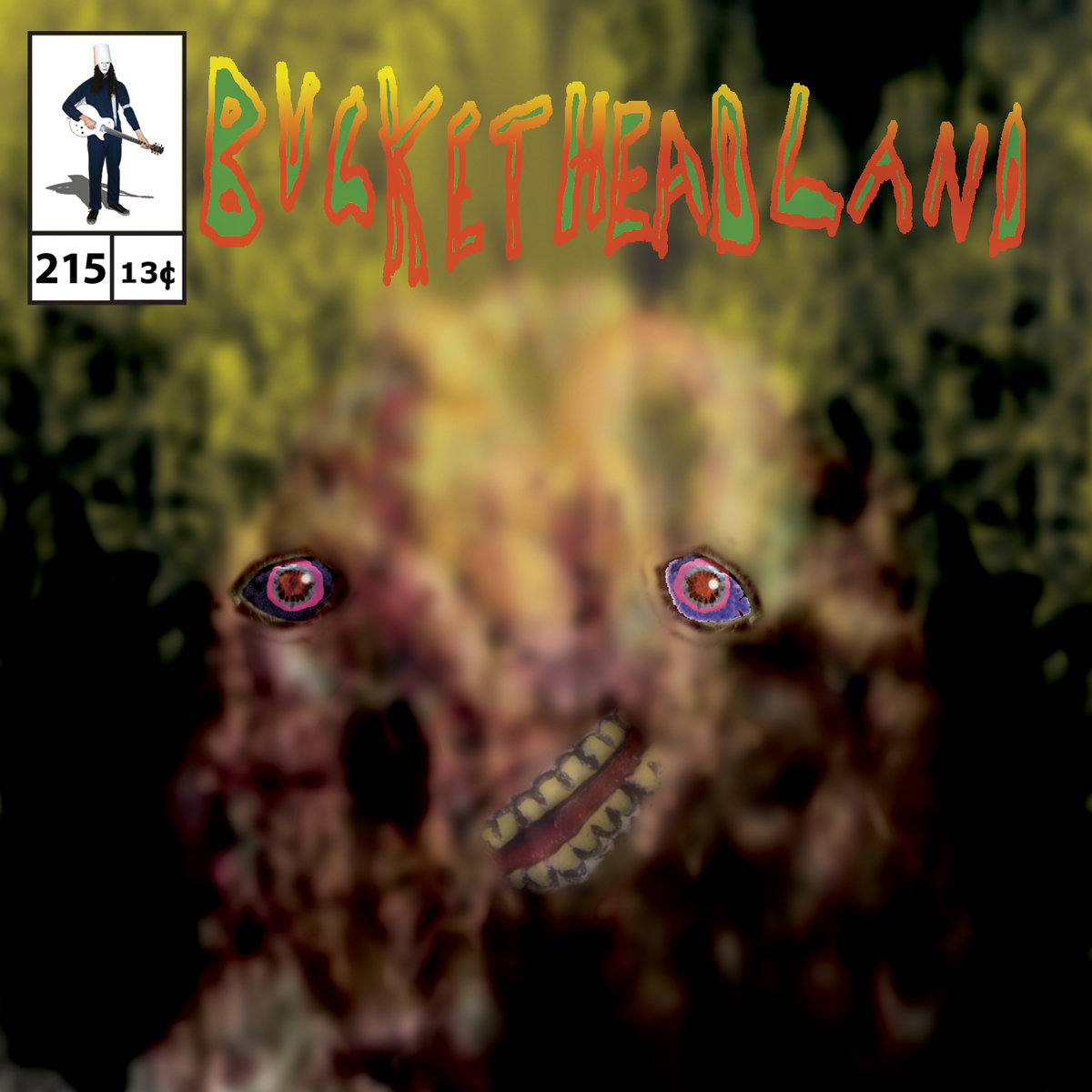 Buckethead - Pike 215: Teflecter (2015)