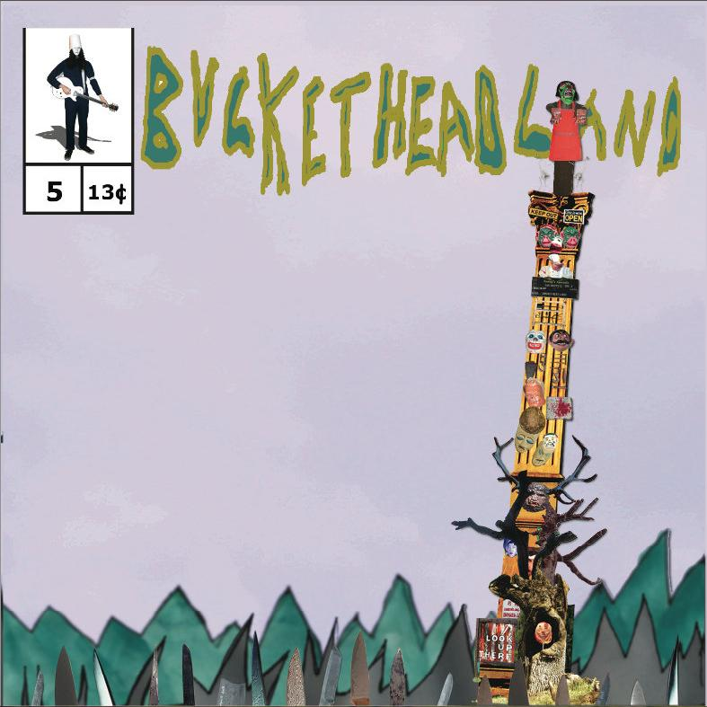 Buckethead - Pike 5: Look Up There (2011)