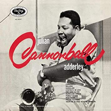 Cannonball Adderley - Julian