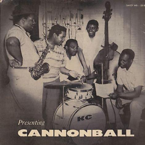 Cannonball Adderley - Presenting Cannonball (1955)