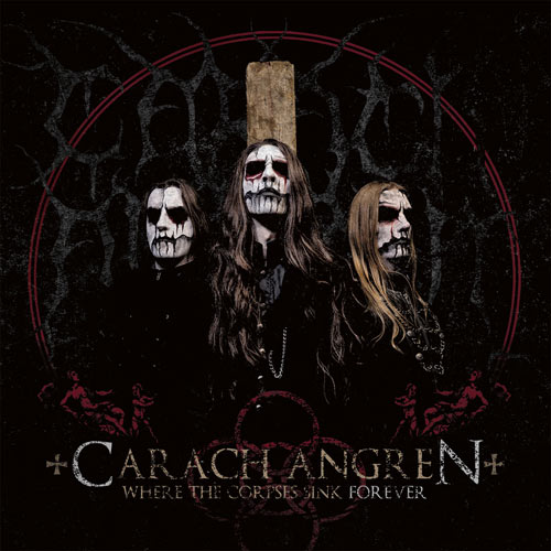 Carach Angren - Where The Corpses Sink Forever (2012)
