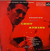 Chet Atkins - A Session with Chet Atkins (1954)