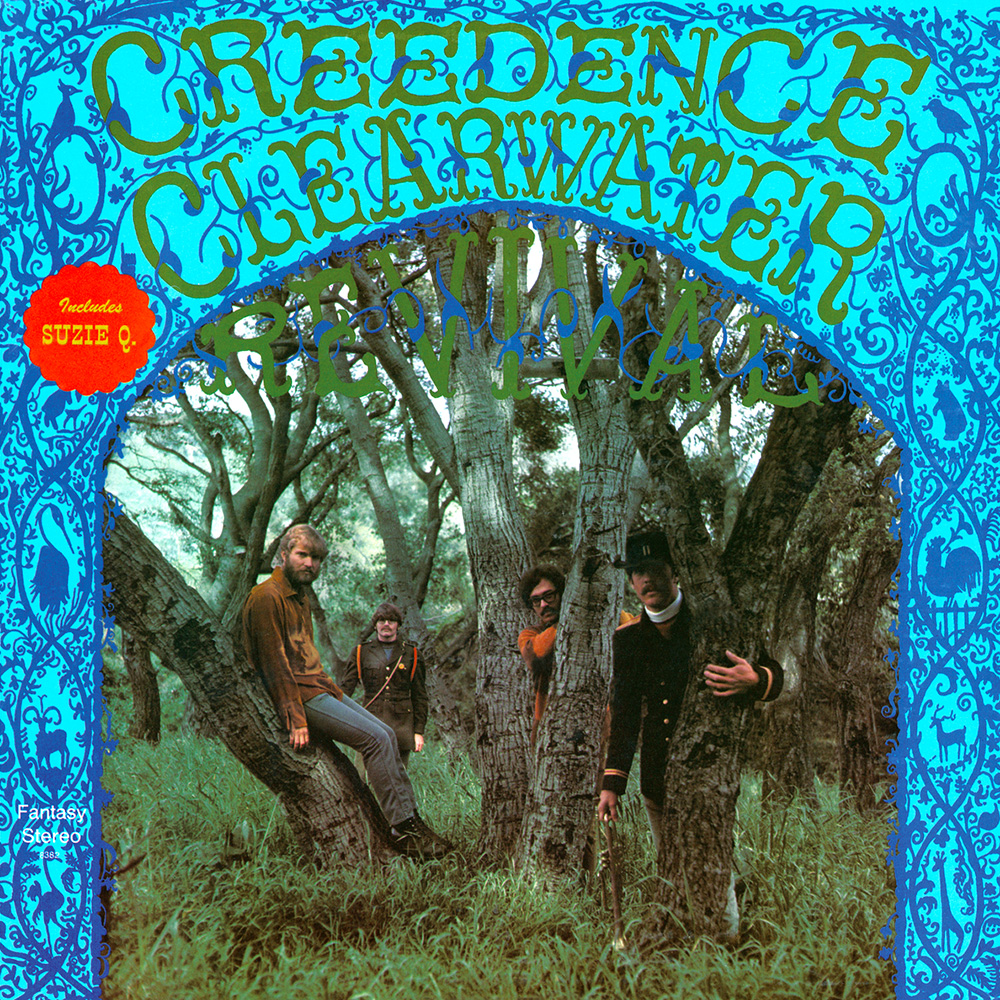 Creedence Clearwater Revival - Creedence Clearwater Revival (1968)