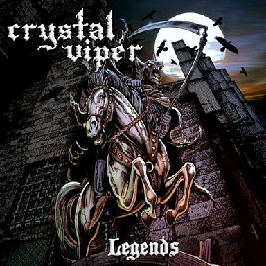 Crystal Viper - Legends (2010)