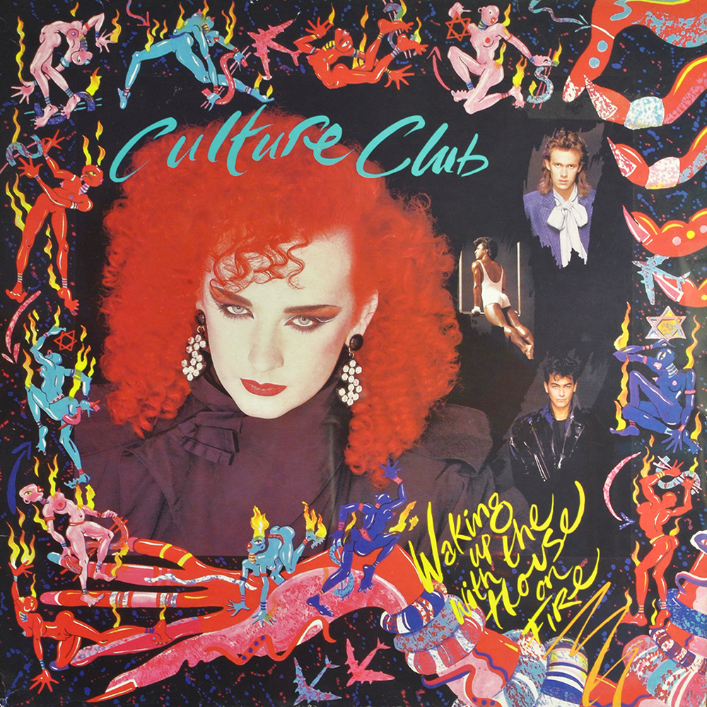 Culture Club - Waking Up With The House On Fire (1984)