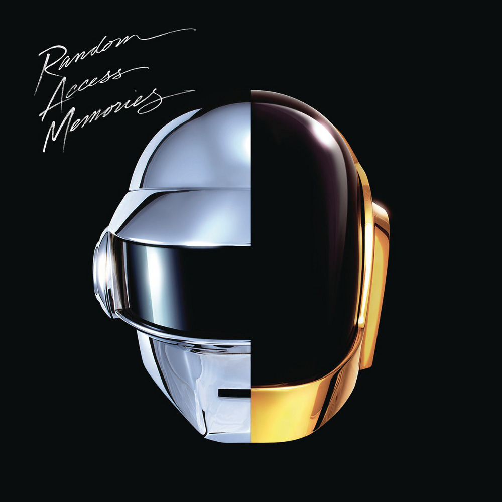 Daft Punk - Random Access Memories (2013)