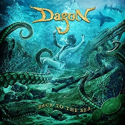 Dagon - Back to the Sea (2018)