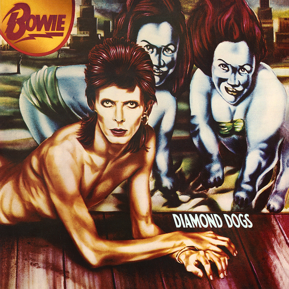 David Bowie - Diamond Dogs (1974)