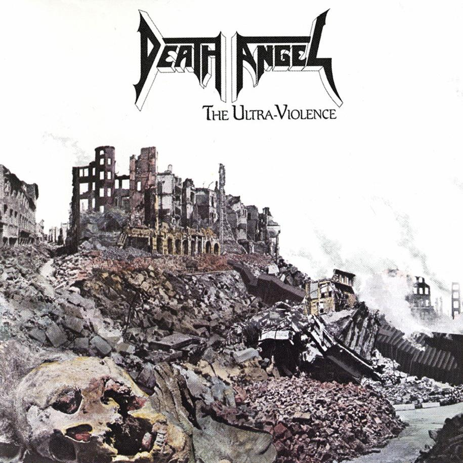 Death Angel - The Ultra-Violence (1987)
