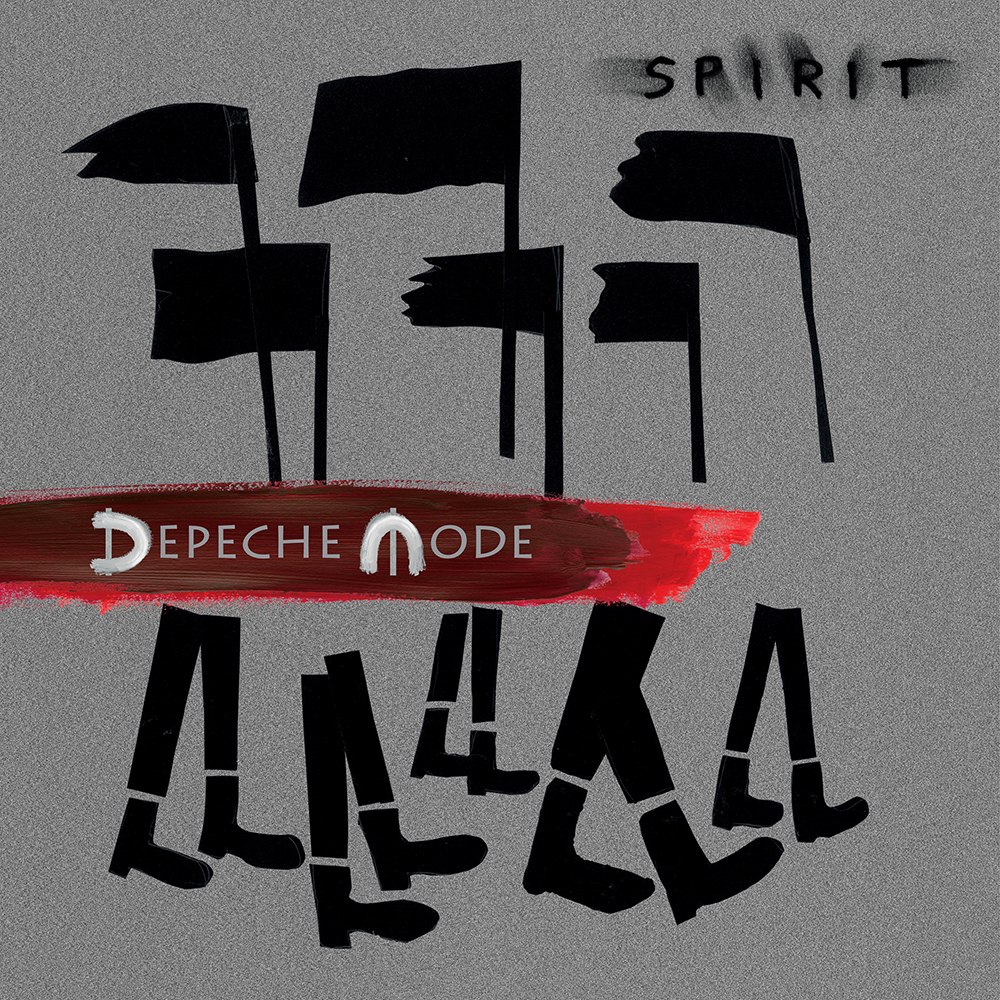 Depeche Mode - Spirit (2017)