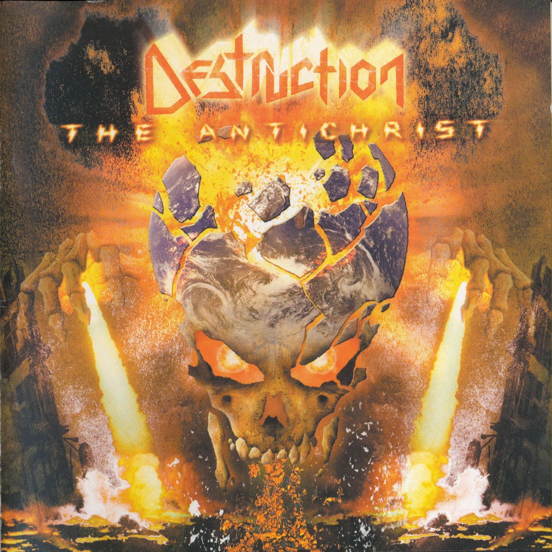 Destruction - The Antichrist (2001)